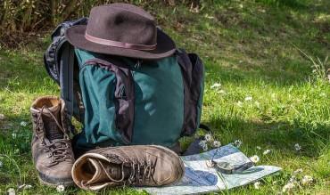 Material necesario para hacer trekking en los alrededores de La Bolera