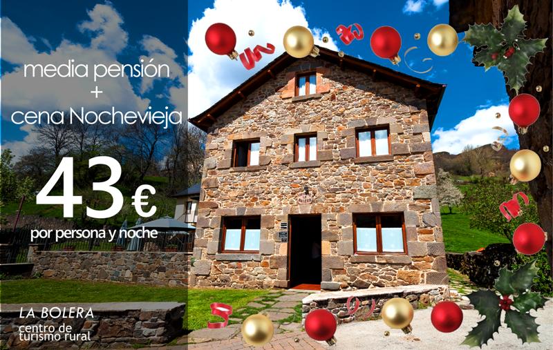 Por qu pasar la navidad en una casa rural en le n - Casa rural navidad ...