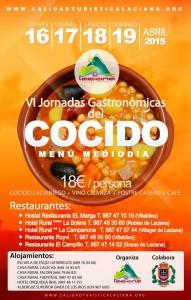 Jornadas Gastronómicas en Laciana (León)
