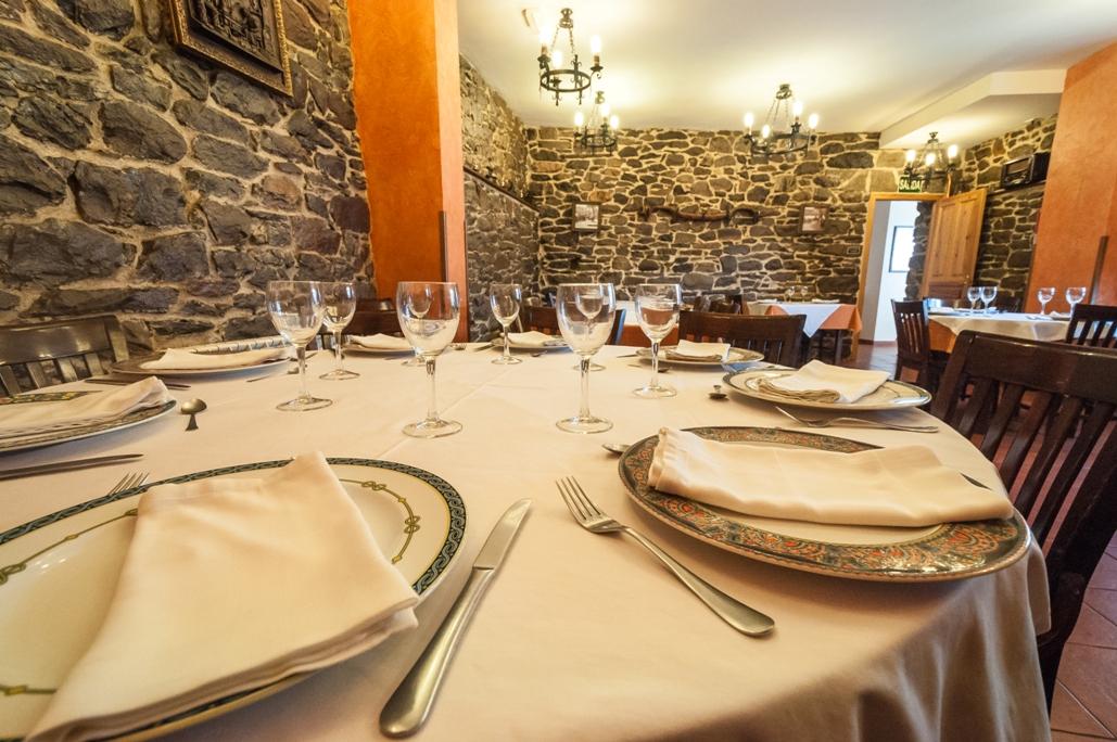 Restaurante Casa rural