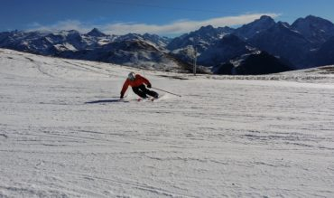 Alojamiento para esquiar en León