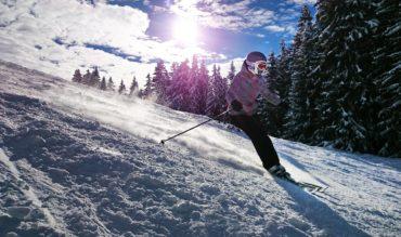 Esquiar en León en primavera