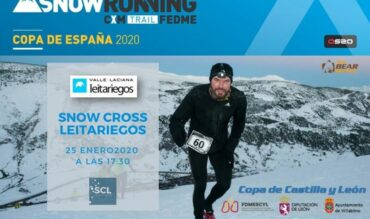 Ya está aquí SnowCross Leitariegos 2020