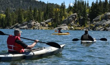 Turismo de aventura: Club Kayak Laciana