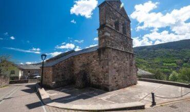 Patrimonio cultural de Laciana: Iglesia de San Julián